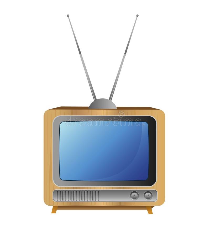 Free TV Old Antennae Stock Image - 32331401