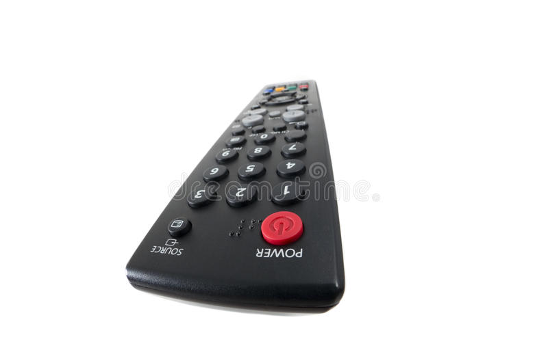Download Tv remote stock photo. Image of isolated, fisheye, choose - 10790136