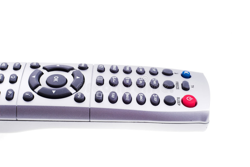 Download TV Remote stock photo. Image of isloated, channel, close - 1832304