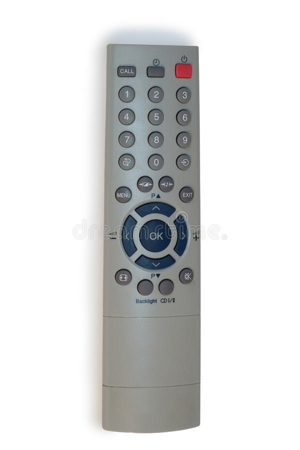 Free Tv Remote Control Royalty Free Stock Photos - 14770188