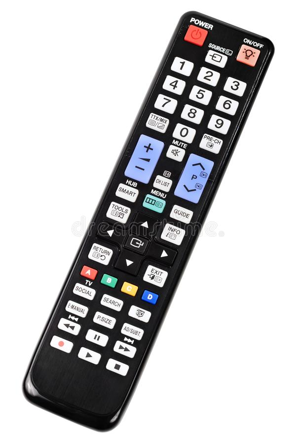 Download TV remote control stock photo. Image of change, entertainment - 24674350