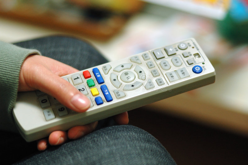 Download Tv Remote Control stock photo. Image of china, couch, media - 4472612