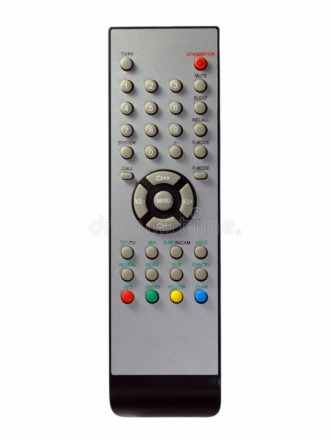 Free TV Remote Control Stock Image - 7731191