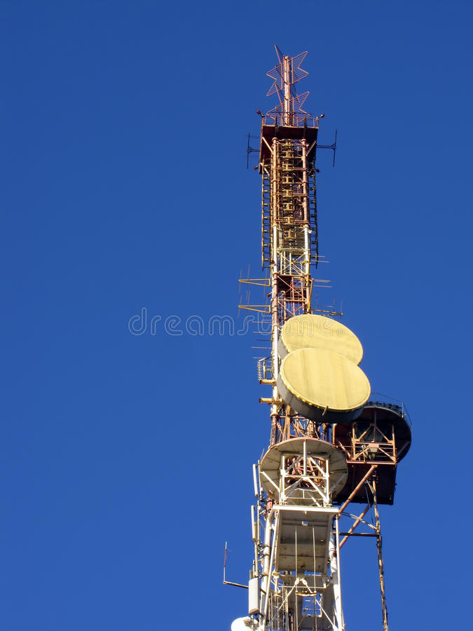 Download TV-tower stock photo. Image of frequency, mobile, hertz - 11314974