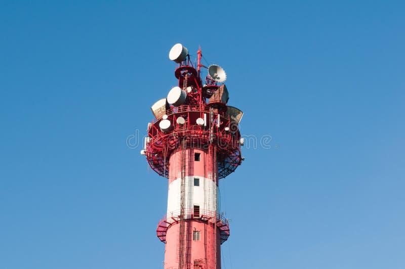TV Tower stock photos