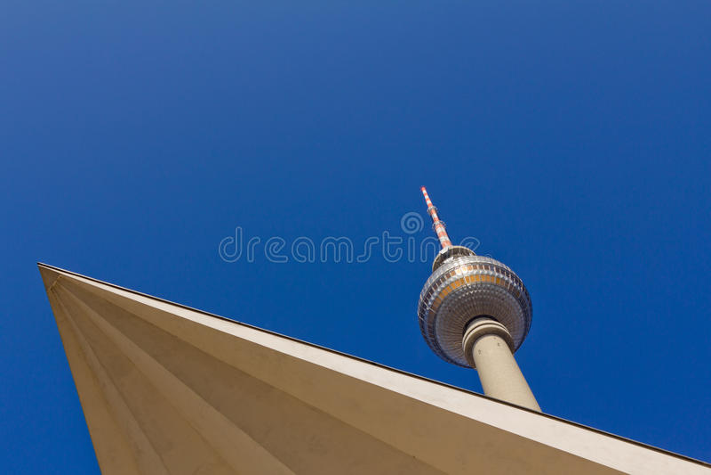 Download TV Tower Berlin stock photo. Image of alexanderplatz - 24072886