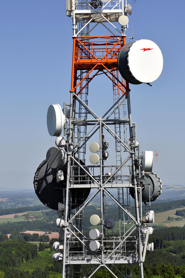 Download TV Transmitter Stock Photography - Image: 24957832
