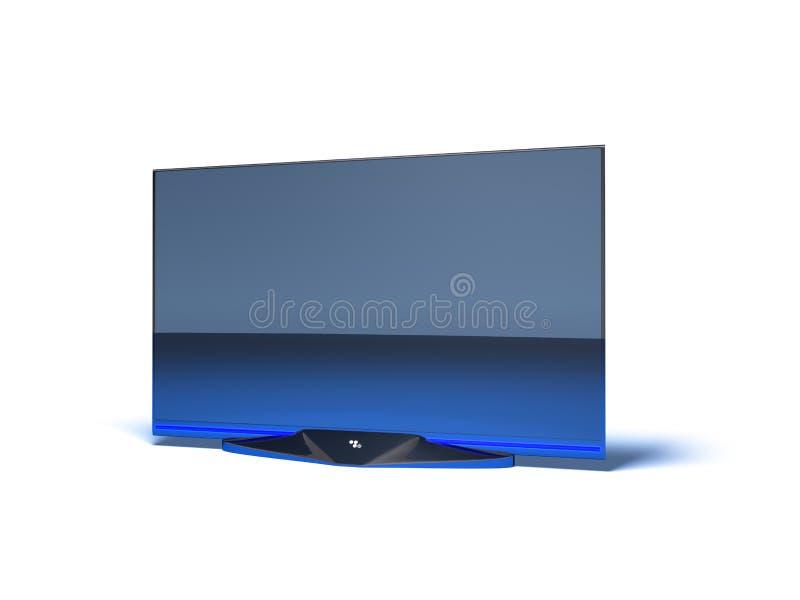 TV van het plasma vector illustratie