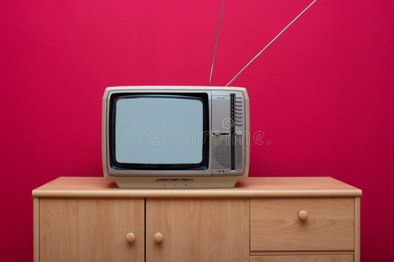 tv vintage στοκ εικόνες