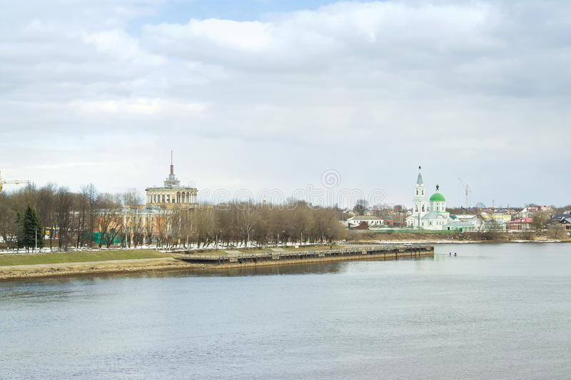 Download Tver. Cityscape stock image. Image of cityscape, ancient - 39512853