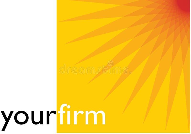 twój firmowy projekta logo ilustracja wektor