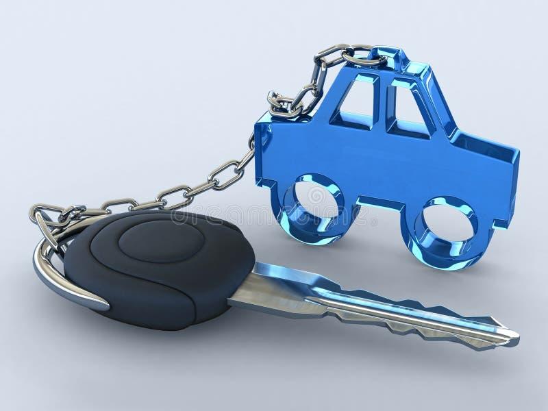 twój sen samochodu ilustracja wektor
