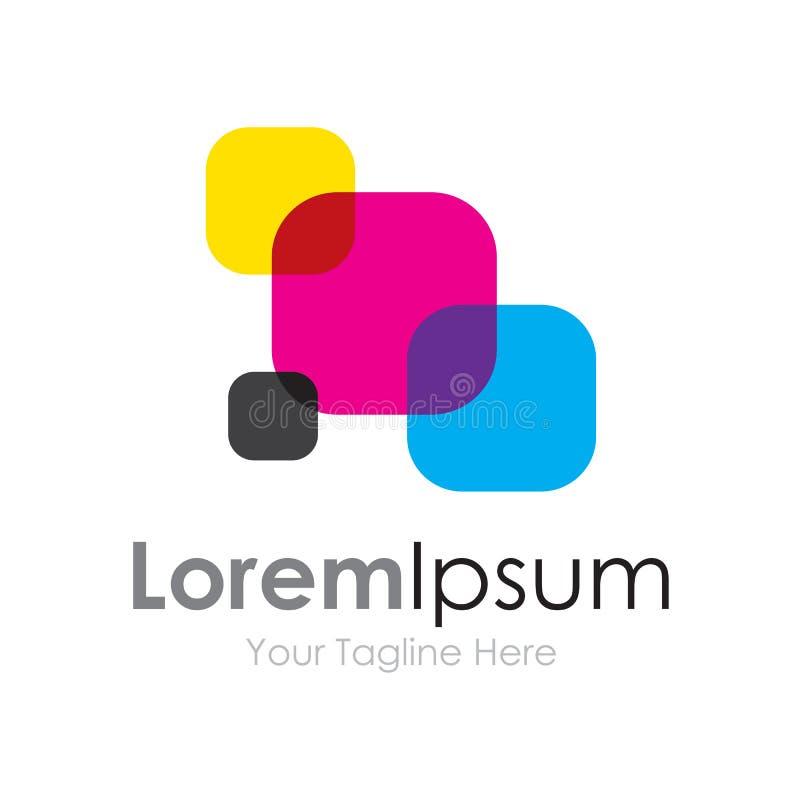 Twórczości tła bąbla gadki wyobraźni ikony elementów prosty logo ilustracji