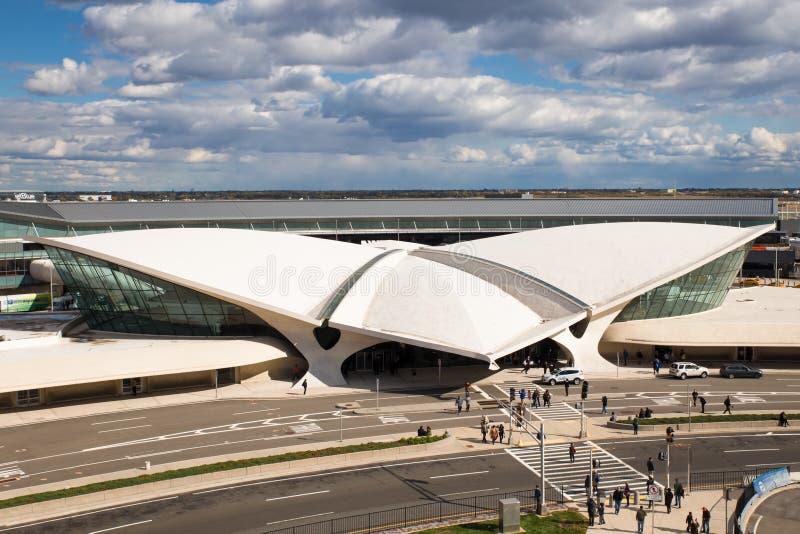 TWA-de Wijnoogst van het Vluchtcentrum stock afbeeldingen