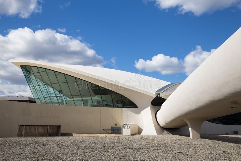 TWA-de Wijnoogst van het Vluchtcentrum royalty-vrije stock afbeeldingen