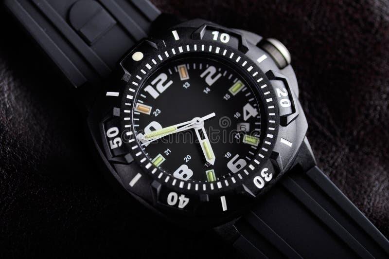 Download Twardy wristwatch obraz stock. Obraz złożonej z twardy - 13330895