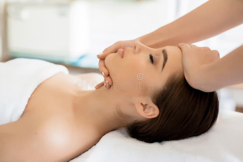 Twarzowy masaż