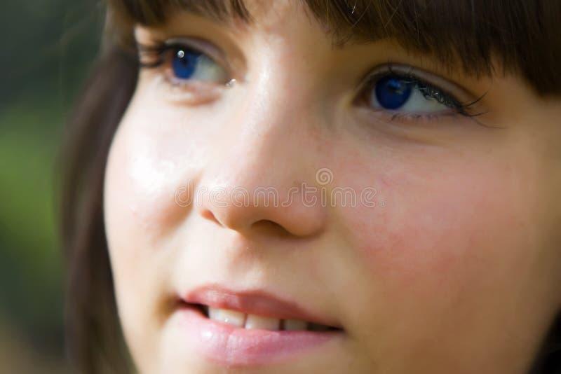 twarzy czerepu s kobieta obrazy stock