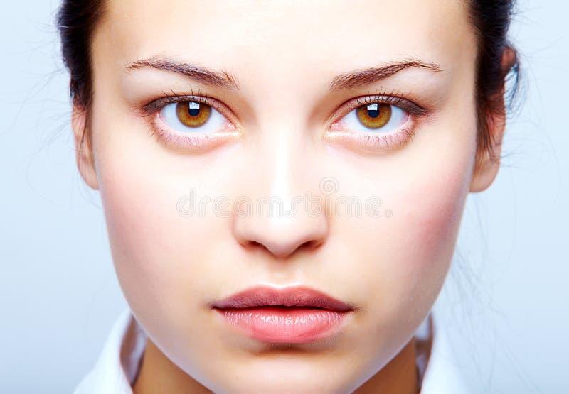 twarzy kobieta zdjęcia royalty free