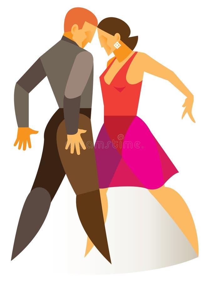 hartstochtelijk Latijns dans
