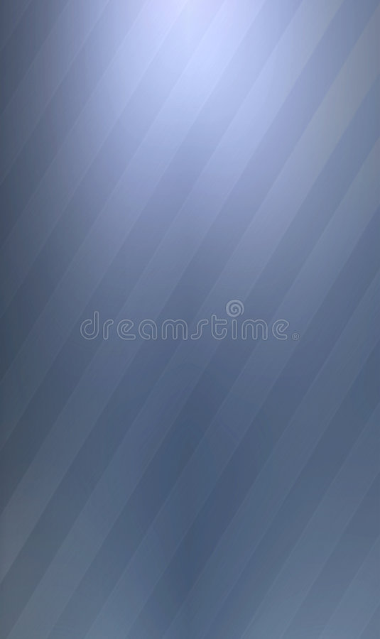 Twee-gestemde blauwe metaalachtergrond vector illustratie