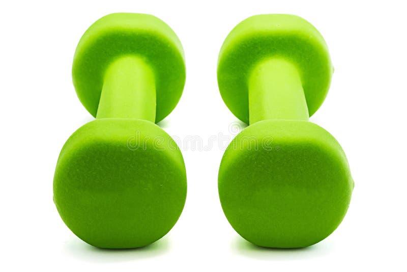 Download Twee groene domoren stock afbeelding. Afbeelding bestaande uit menselijk - 39116669