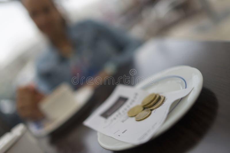 Twee koffie royalty-vrije stock afbeeldingen