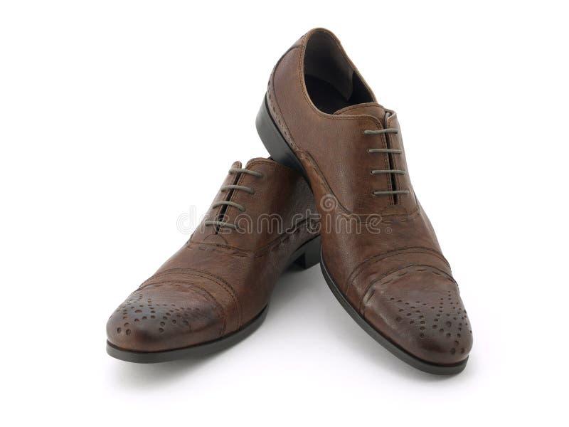 Twee schoenen stock foto's