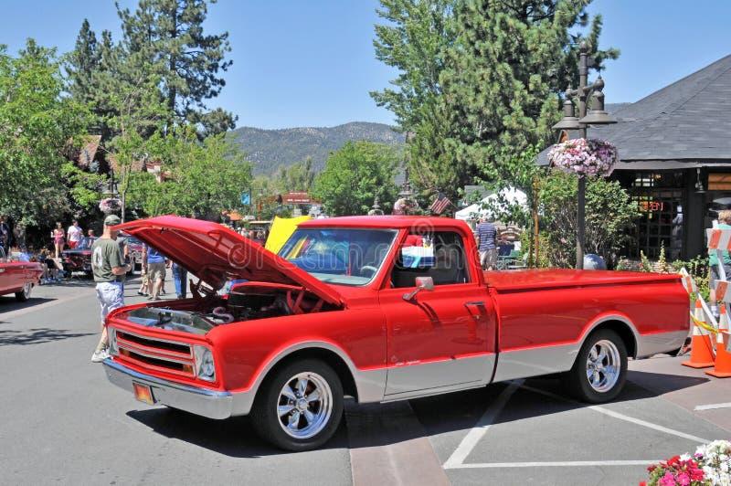 Twee Tone Chevrolet Truck royalty-vrije stock foto