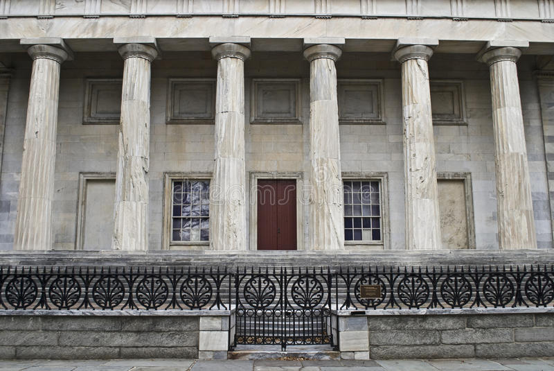 Tweede Bank van Amerika stock foto