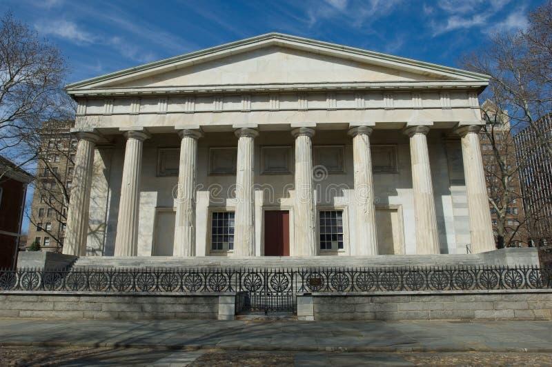 Tweede Bank van de V.S. stock afbeeldingen