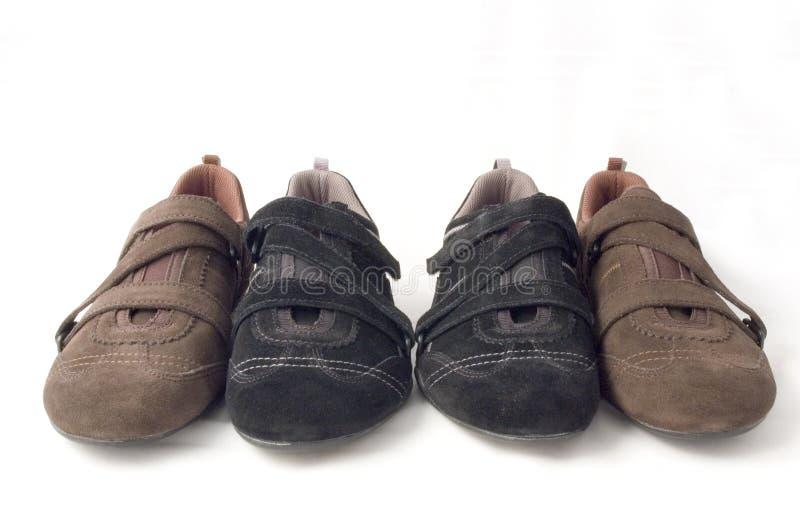 Download Tweelingen! stock foto. Afbeelding bestaande uit voet, schoeisel - 287482