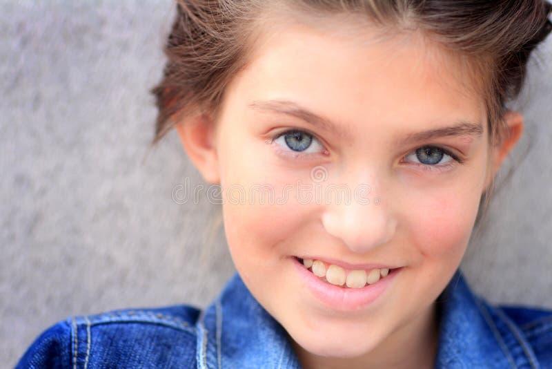 Tween κορίτσι Cutie στοκ εικόνες με δικαίωμα ελεύθερης χρήσης