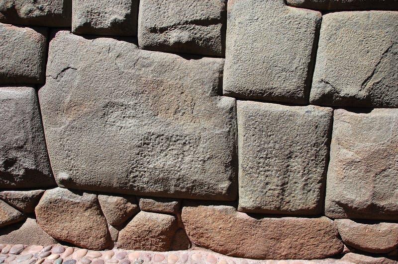 The Twelve Angle Stone Stock Photo