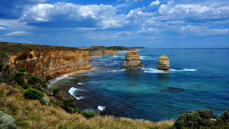 Download The Twelve Apostles, Great Ocean Road, Australia Stock Photo - Image: 15732652