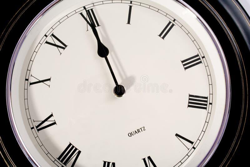 Download Twelve O'Clock Stock Photography - Image: 1703902
