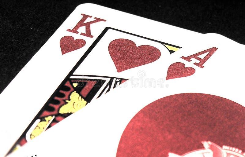Download Twenty one stock image. Image of king, hand, blackjack - 459109
