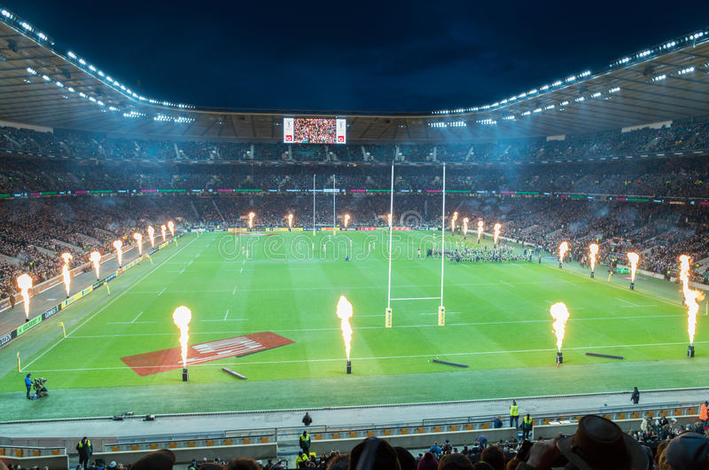 Twickenham photo stock