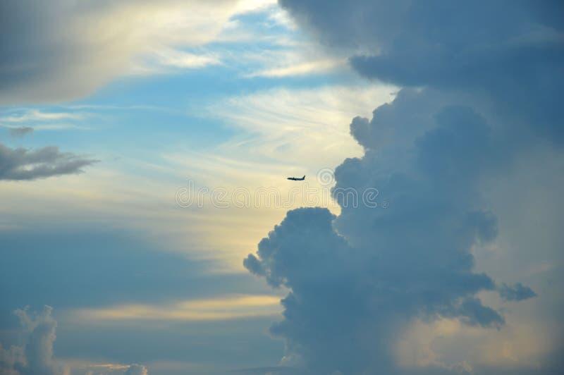 Download Twilight sky stock image. Image of scene, cloudscape - 35137157