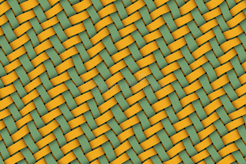 Twill Weave Royalty Free Stock Photography