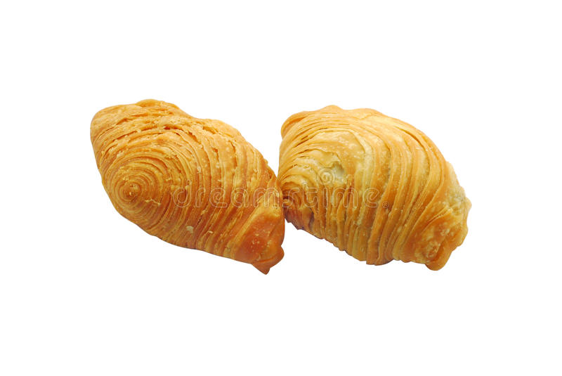 Download Twin curry puff. stock image. Image of three, plate, puff - 14604729