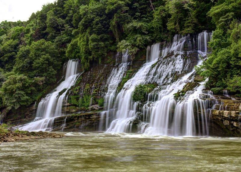 Twin Falls 免版税库存图片