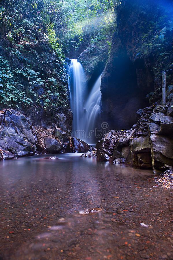 Twin falls stock images