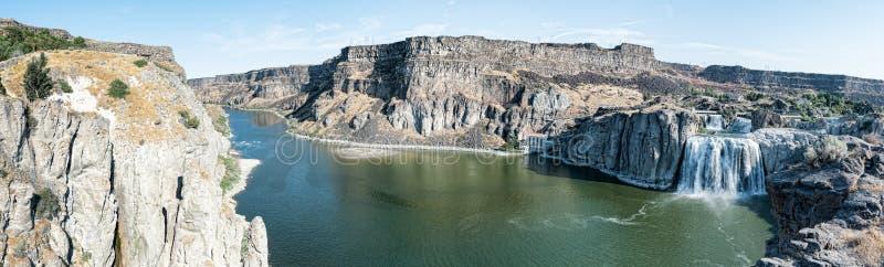 Twin Falls Idaho royalty free stock photos