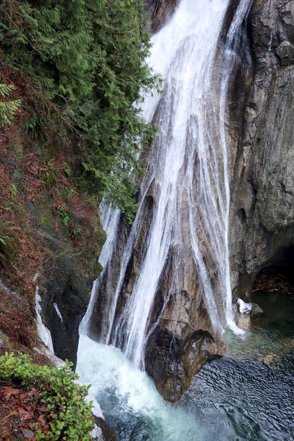 Free Twin Falls (Washington) Down Royalty Free Stock Photography - 36676097