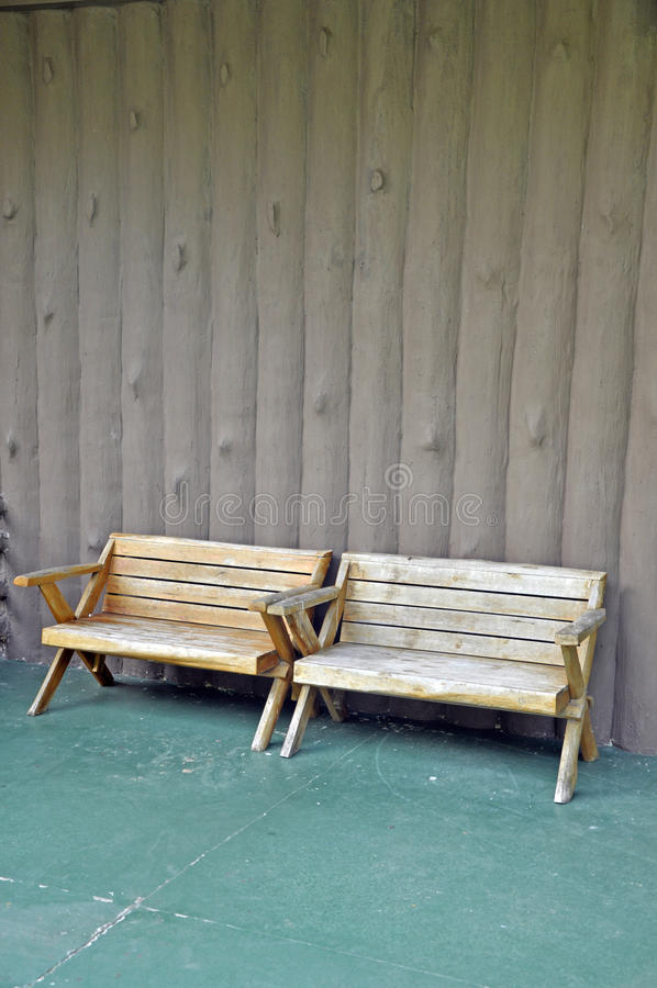 Twin leisure chair