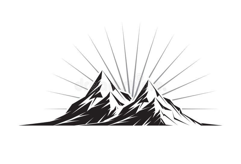 Twin Peaks stock photo