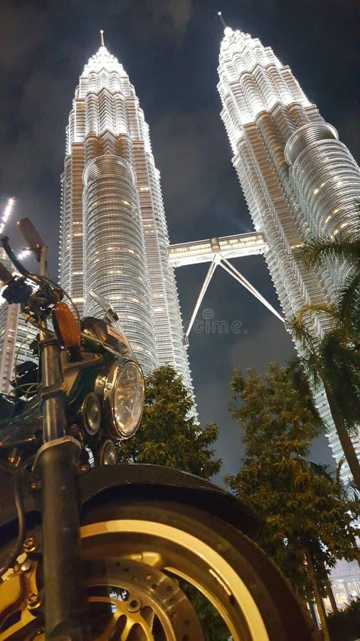 Twin Tower lizenzfreie stockfotografie