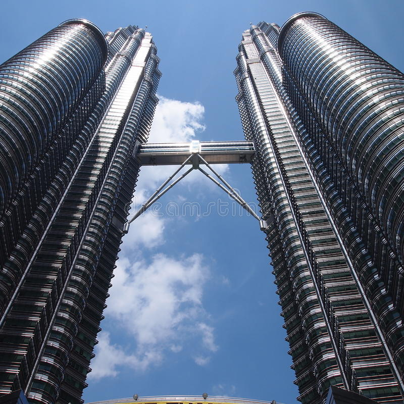Download Twin Tower In Malaysia Royalty Free Stock Image - Image: 25217166