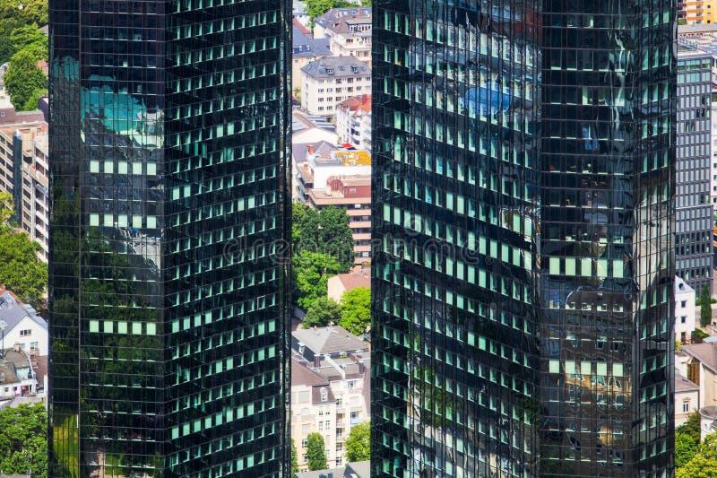 Download Twin Towers Of Deutsche Bank In Frankfurt, Germany Editorial Photo - Image of institute, deutsche: 33589076